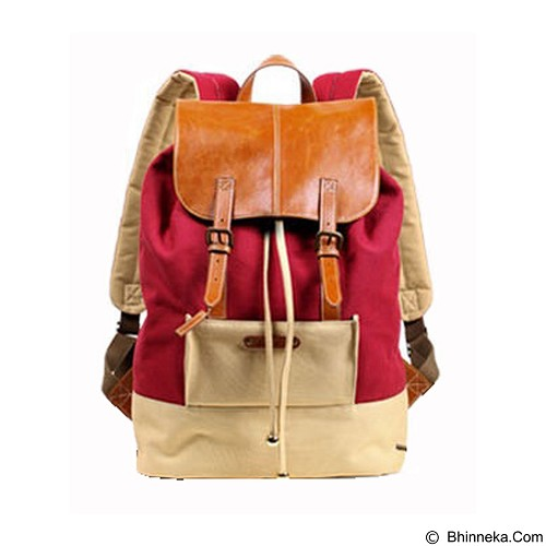 REMAX Notebook Bags 316 - Red (Merchant) - Notebook Backpack