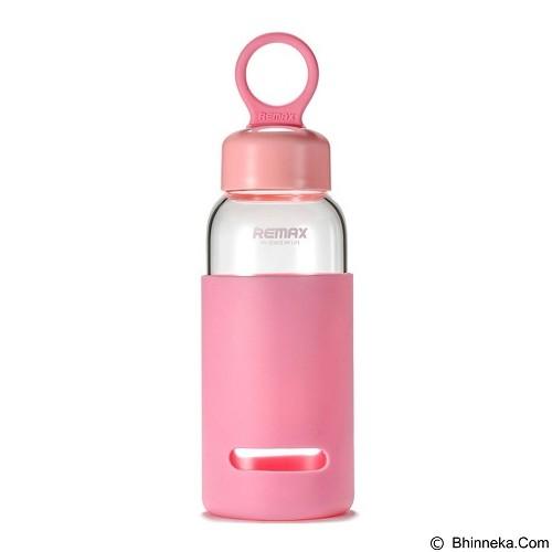 REMAX Orient Water Bottle 420 ml [RCUP-08] - Pink (Merchant) - Botol Minum