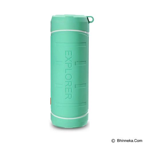 REMAX Outdoor Bluetooth Speaker [RB-M10] - Blue (Merchant) - Usb Flash Disk Dual Drive / Otg