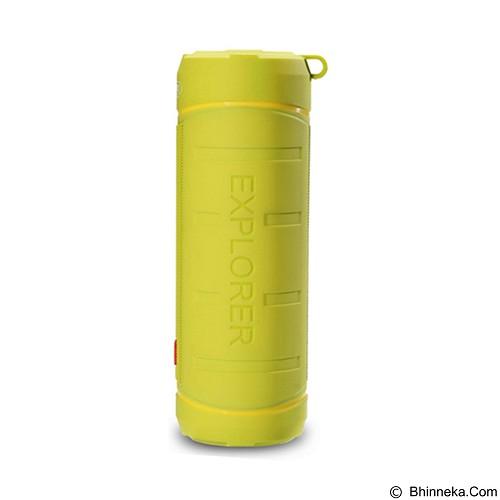 REMAX Outdoor Bluetooth Speaker [RB-M10] - Green (Merchant) - Usb Flash Disk Dual Drive / Otg