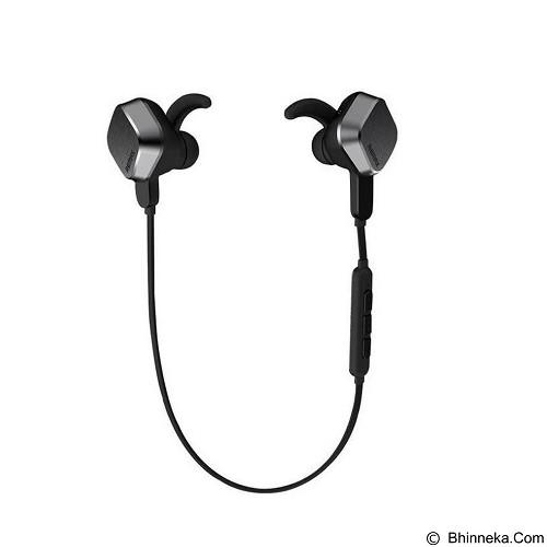REMAX Sport Magnet Headset [S2] - Black (Merchant) - Headset Bluetooth