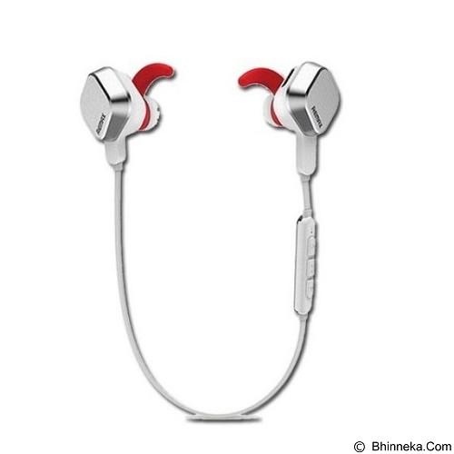 REMAX Sport Magnet Headset [S2] - Silver (Merchant) - Headset Bluetooth