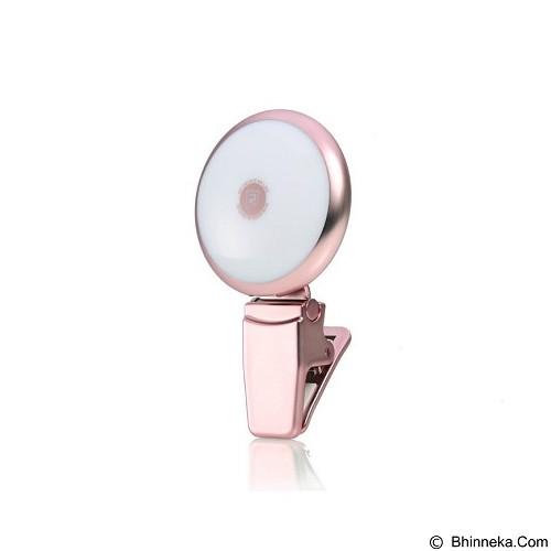 REMAX Twilight Selfie Spotlight Flash Nine Brightness - Pink (Merchant) - Gadget Activity Device