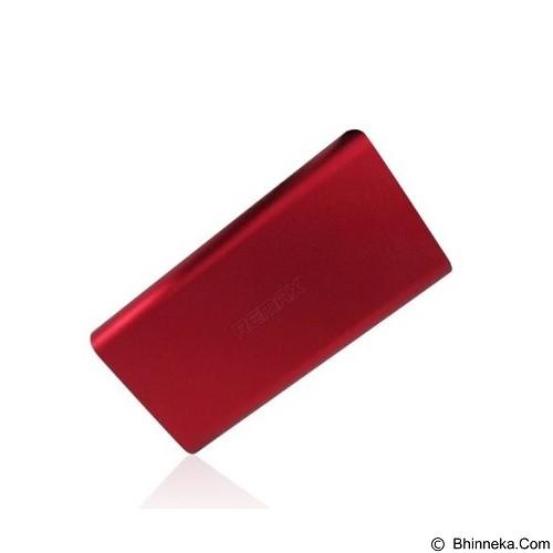 REMAX Vanguard Powerbank 10000mAh - Red (Merchant) - Portable Charger / Power Bank
