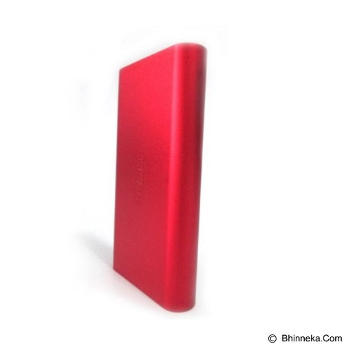 REMAX Vanguard Powerbank 10000mAh - Red (Merchant) - Portable Charger / Power Bank