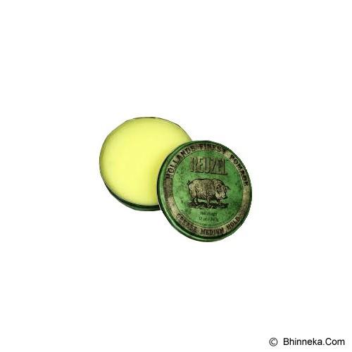 REUZEL Green Pomade - Gel / Wax / Minyak Rambut Pria