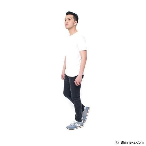 REXFORD Kaos Polos Pria Size XL [005-TS.001] - Cream - Kaos Pria