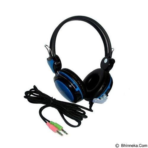 REXUS Gaming Headset [RX-995] - Blue - Gaming Headset