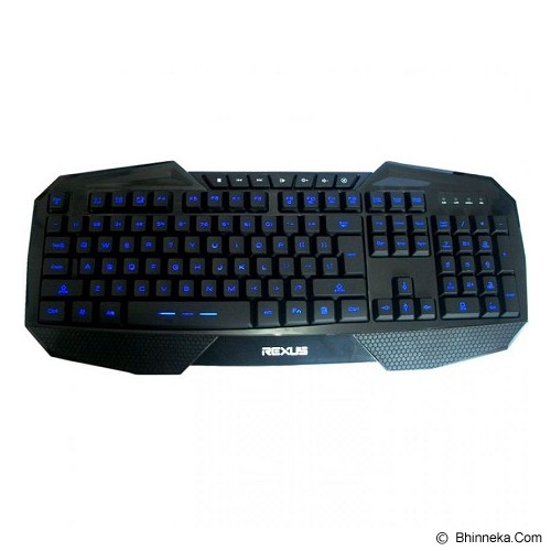 REXUS K1 Backlight Gaming Keyboard (Merchant) - Gaming Keyboard