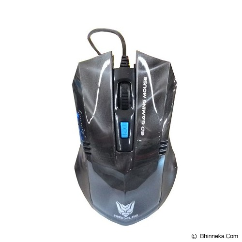 REXUS Mouse Gaming RXM-G5 (Merchant) - Gaming Mouse