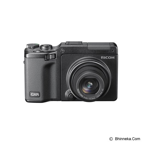 RICOH GXR with S10 24-72mm KIT - Camera Pocket / Point and Shot