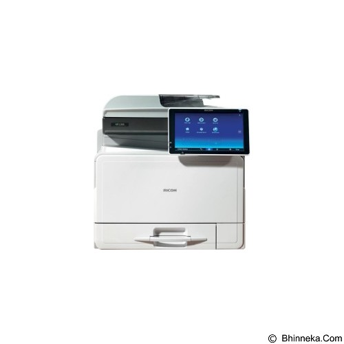 RICOH MP 306 ZSP - Mesin Fotocopy Warna