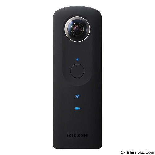 RICOH Theta S Spherical Digital Camera (Merchant) - Camcorder / Handycam Flash Memory