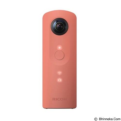 RICOH Theta SC Digital Camera - Pink (Merchant) - Camcorder / Handycam Flash Memory