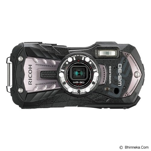 RICOH WG 30W Kit - Grey - Camera Underwater