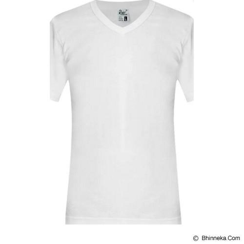 RIDER Kaos Katun Size XL [R222BP] - Singlet Pria