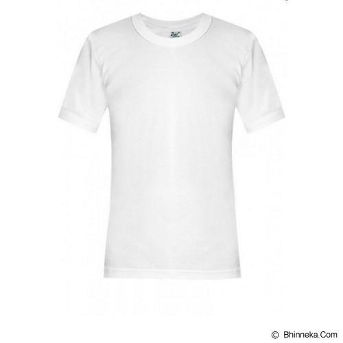 RIDER Kaos Size L [R223BP] - White - Singlet Pria