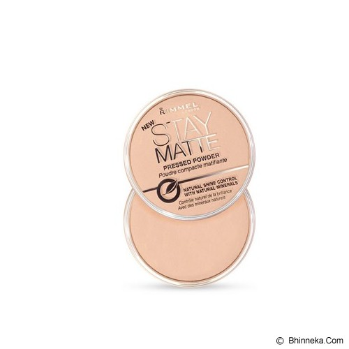 RIMMEL Stay Matte Powder - 004 Sandstorm - Make-Up Powder