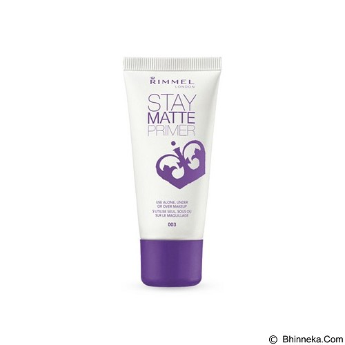 RIMMEL Stay Matte Primer (Merchant) - Face Foundation