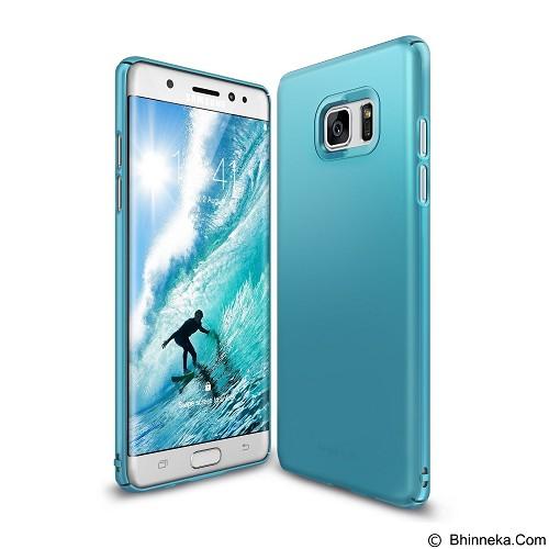 RINGKE FUSION Slim Samsung Galaxy Note 7 Frost - Ocean Blue (Merchant) - Casing Handphone / Case