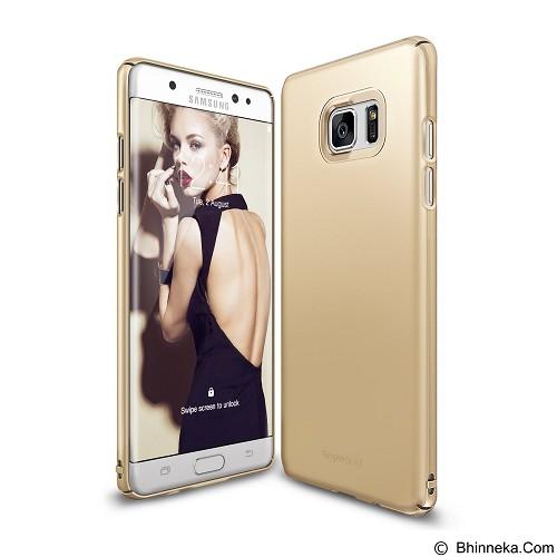 RINGKE FUSION Slim Samsung Galaxy Note 7 Frost - Royal Gold (Merchant) - Casing Handphone / Case