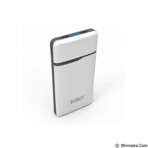 ROBOT Powerbank 20000mAh [RT900] - White (Merchant) - Portable Charger / Power Bank