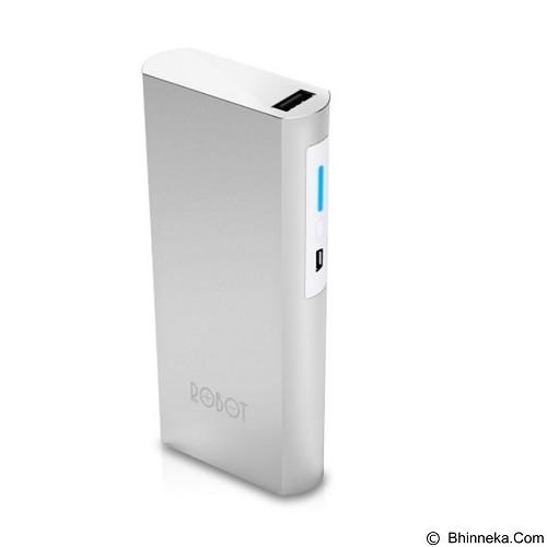 ROBOT Powerbank 8800mAh [RT8900] - Silver (Merchant) - Portable Charger / Power Bank