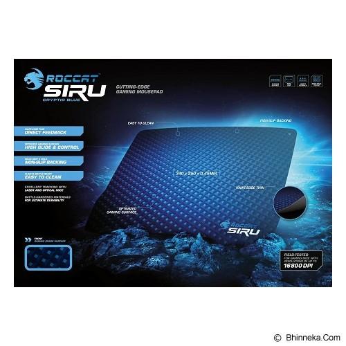 ROCCAT Siru - Cryptic Blue - Mousepad Gaming