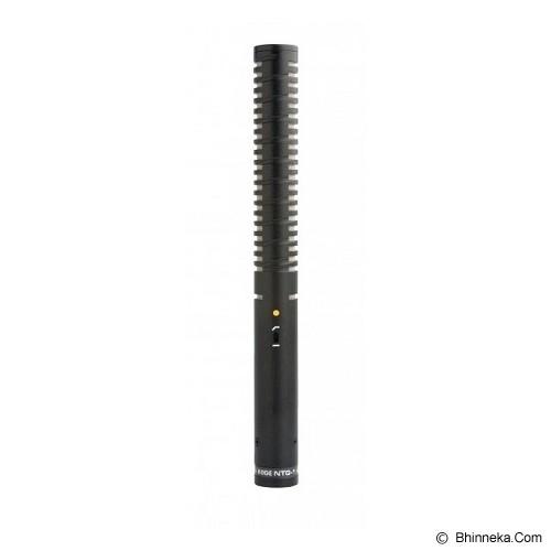 RODE Condenser Shotgun Microphone [NTG1] - Microphone Condenser