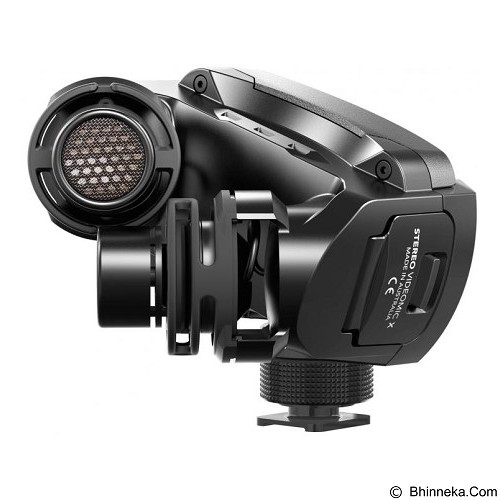 RODE Stereo Videomic X (Merchant) - Camera and Video Microphone