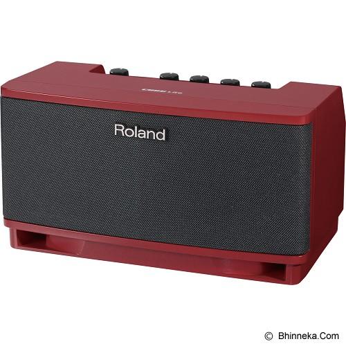 ROLAND Guitar Amplifier [CUBE-LT-RD] - Red - Guitar Amplifier
