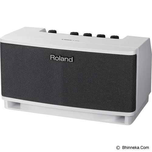 harga ROLAND Guitar Amplifier [CUBE-LT-WH] - White Bhinneka.Com