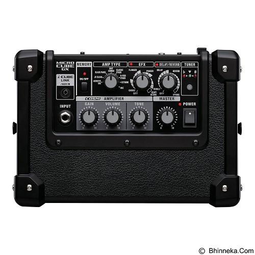 ROLAND Guitar Amplifier [M-CUBE GX] - Black - Gitar Amplifier