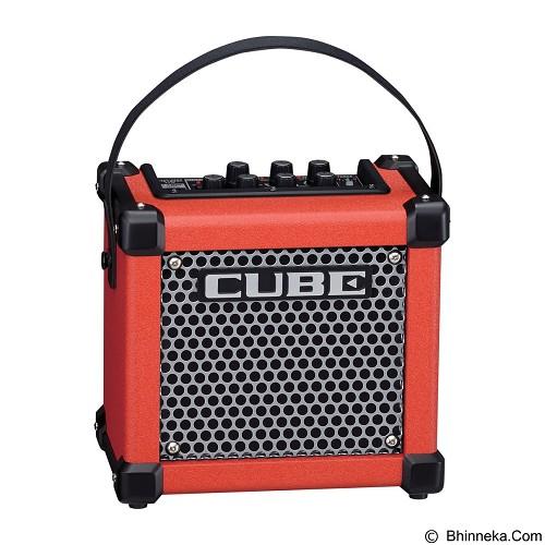 ROLAND Guitar Amplifier [M-CUBE GX] - Red - Gitar Amplifier