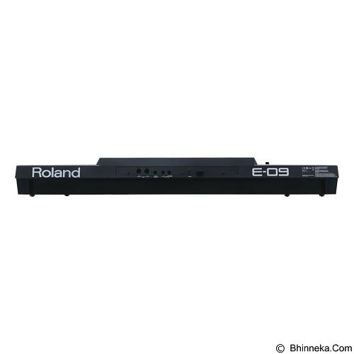 ROLAND Keyboard Arranger [E-09i] - Keyboard Arranger