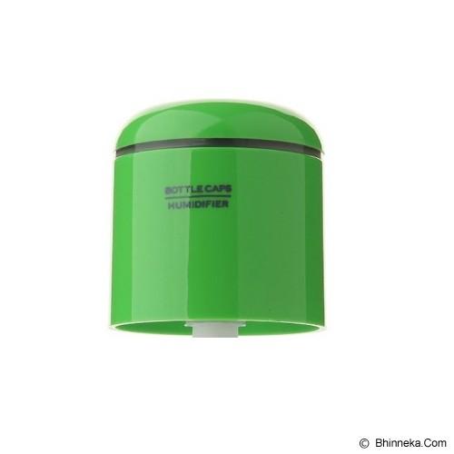 ROOM DECOR Fancy Usb Bottle Caps Air Humidifier [RDBCAHBLU4] - Hijau - Air Humidifier