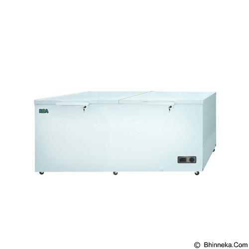 RSA Chest Freezer [CF-1200] - Chest Freezer Top Open