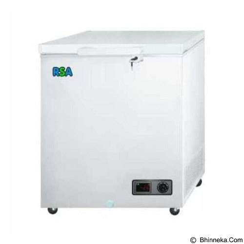 RSA Chest Freezer [CF-220] - Chest Freezer Top Open