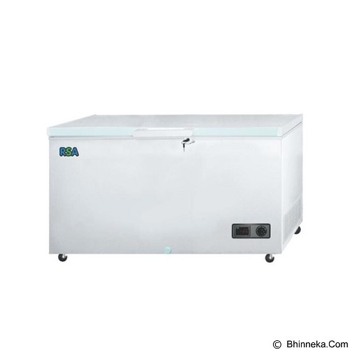 RSA Chest Freezer [CF-330] - Chest Freezer Top Open