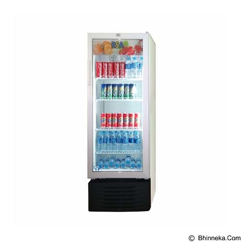 RSA Showcase Cooler [AGATE-240] - Display Cooler