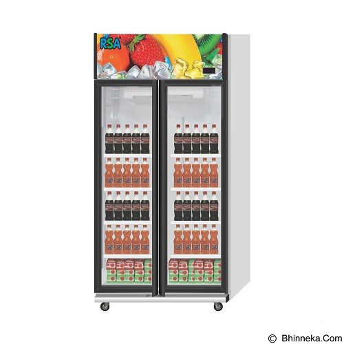RSA Showcase Cooler Opal - Display Cooler