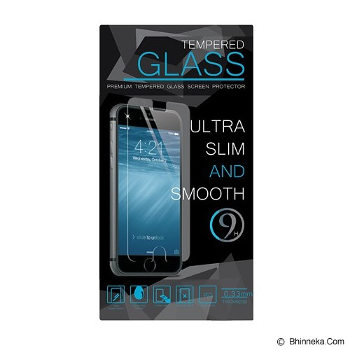 RUSHKIN Tempered Glass For Samsung Galaxy Alpha [RUSH00010] - Screen Protector Handphone