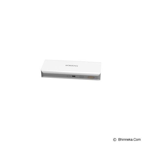 Romoss Sofun4 eUSB 10400mAh [PH40-105] - White - Portable Charger / Power Bank