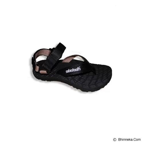 SABERTOOTH Sandal Gunung Intera Blackwood X3 Size 38 - Sandal Outdoor Pria