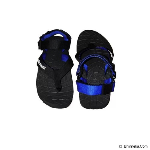 SABERTOOTH Sandal Gunung Intera Blacksky X3 Size 41 - Sandal Outdoor Pria