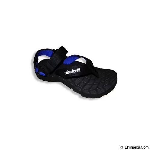 SABERTOOTH Sandal Gunung Intera Blacksky X3 Size 42 - Sandal Outdoor Pria