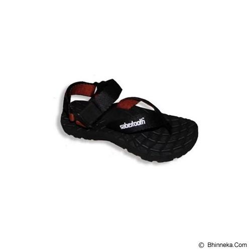 SABERTOOTH Sandal Gunung Intera Blackmagma X3 Size 42 - Sandal Outdoor Pria