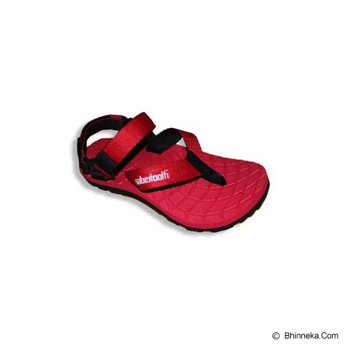 SABERTOOTH Sandal Gunung Intera East Lava X3 Size 39 - Sandal Outdoor Pria