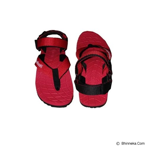 SABERTOOTH Sandal Gunung Intera East Lava X3 Size 43 - Sandal Outdoor Pria