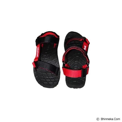 SABERTOOTH Sandal Gunung Spectra Blackfire X3 Size 40 - Sandal Outdoor Pria